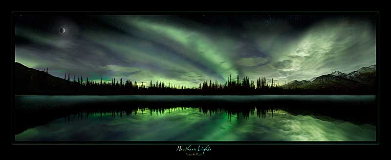 Northern Lights Alaska Photography